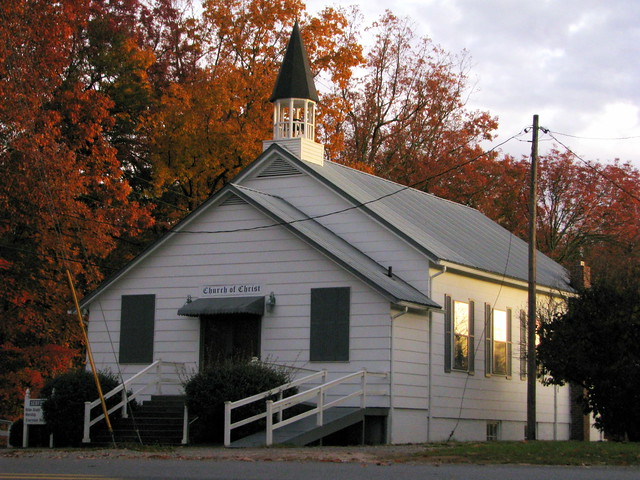 Beersheba Springs Church of Christ
