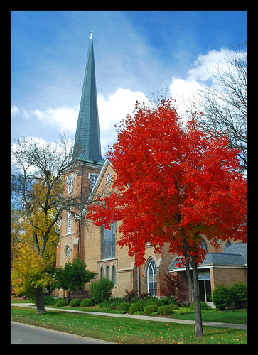 1st Presbyterian Church - Tecumseh, Michigan