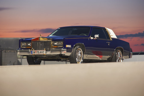 81 Cadillac Eldorado