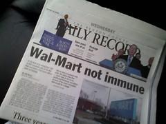 Walmart Not Immune
