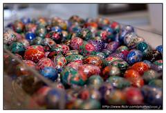 IMG_1028 - Eggs (lost in space!) Tags: lates victoriaalbertmuseum paintedeggs 20090130vandalates