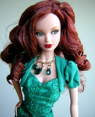 BIRTHSTONE BEAUTY - MISS EMERALD (rod_collection_2) Tags: