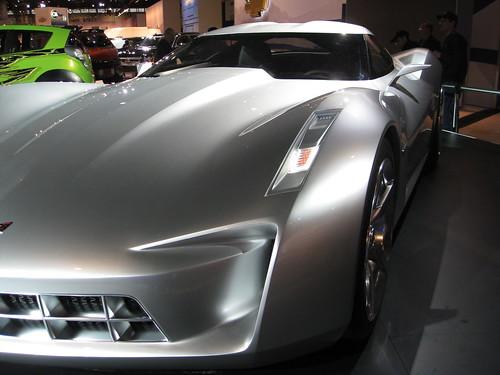 Chevrolet Corvette Stingray Concept Transformers. Transformers quot;Sideswipequot; Chevrolet Corvette Stingray Concept