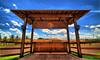 Haras Xingu 2 (Shigow) Tags: sky lake nature colors brasil composition wow high fantastic nikon mine dynamic farm natureza great céu victor tokina sp xingu lagoa paulo range são hdr fazenda d300 1116 shigueru ituverava shigow