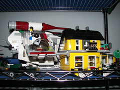 beach house (lego master chris) Tags: dec2008