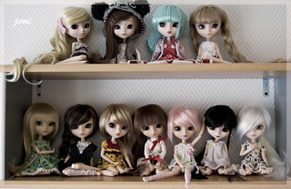 dolly shelf