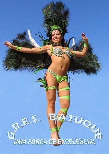 Samba Dancer Paulinha