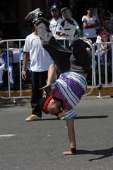 Carnaval Merida 2009 Bailante