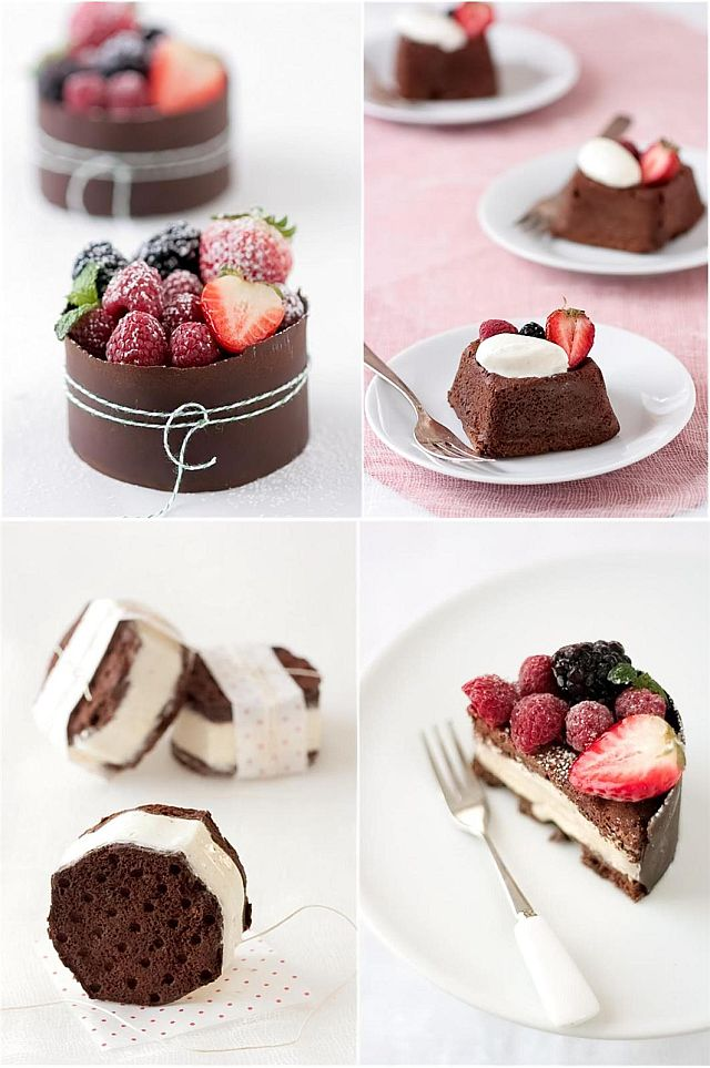 Flourless Chocolate Cake...