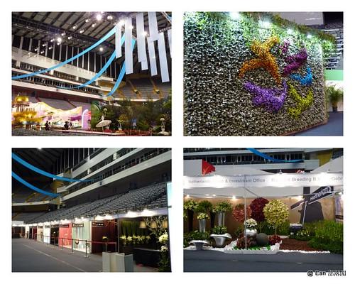 你拍攝的 090311-台北國際花卉展開幕記者會2。