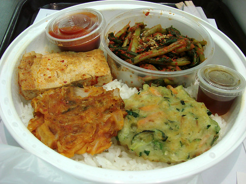 Kimchi Box Lunch