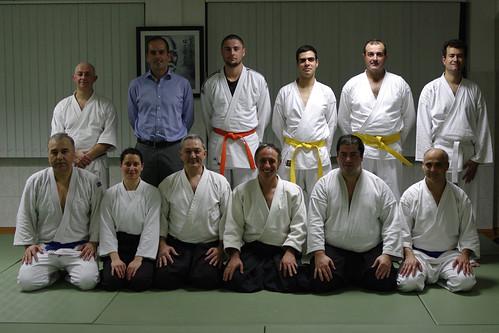 Aula em Almeirim  13 Março 2009