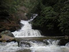 12-Canada Creek Falls Main Cascade