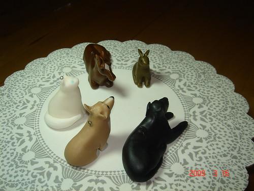 fondant animals 2