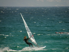 Windsurf en Tarifa (Di Gutti (diegogutierrez79@gmail.com)) Tags: ocean travel sea sport mar photo