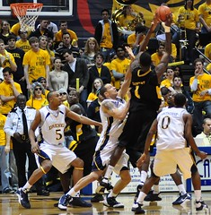 Larry Sanders skies (MNJSports) Tags: basketball shot joey dragons blocked rams vcu ncaa score dribble drexel rebound caa jumpshot divisioni larrysanders virginiacommonwealthuniversity leonspencer drexeldragons i anthonygrant jamieharris joeyrodriguez scottrodgers saintil geraldcolds tramaynehawthorne sammegivens evanneisler terrancesaintil