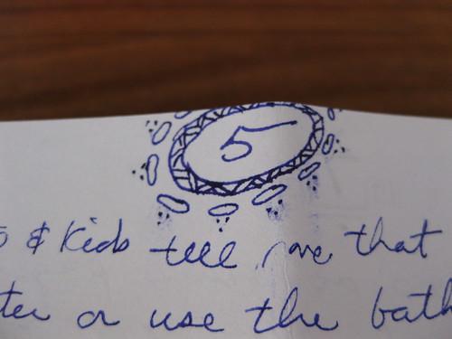 Letter doodle page 5