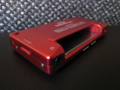 Mother 3 GameBoy Advance Micro - Rear Angle