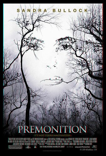 Premonition Poster - Conversion