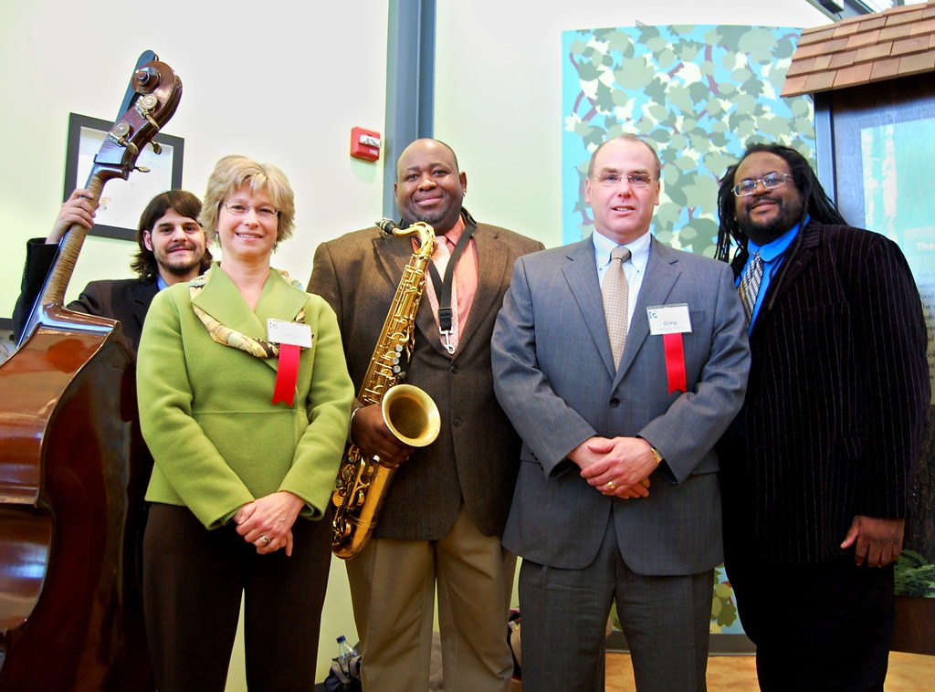 The Baltimore Jazz Education Project