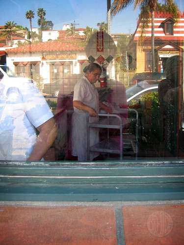 tortilla makers' window