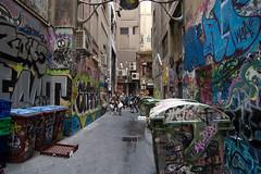 Behind Centre Place, Melbourne (vincentq) Tags: streetart australia melbourne tokina1224 victoria centreplace 1224f4 tokinaatx1224mmf4