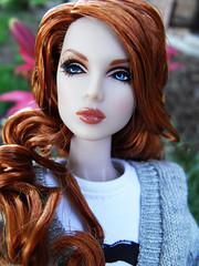 My Lovely New Lady (ambernaddy) Tags: redhead fr fashionroyalty nuface ambernaddy stylemantraeden
