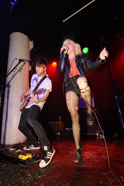 The Sounds - CD Release (Santos Party House)