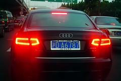 A6New Audi A6 (Alfred Life) Tags: shanghai  leicadlux4