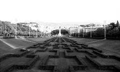 Parque Eduardo VII (pvanorden (back home)) Tags: portugal lisbon canonef50mmf14usm parqueeduardovii portgual canonelan7 marquesdepombal