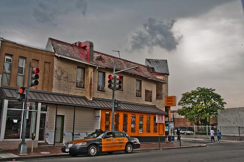 Georgia Ave. Orange