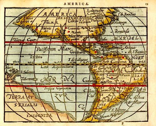 012-America-Le miroir du Monde-Ortelius-1598