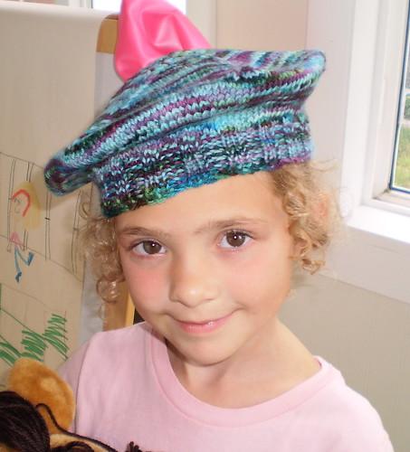 Willow's beret D