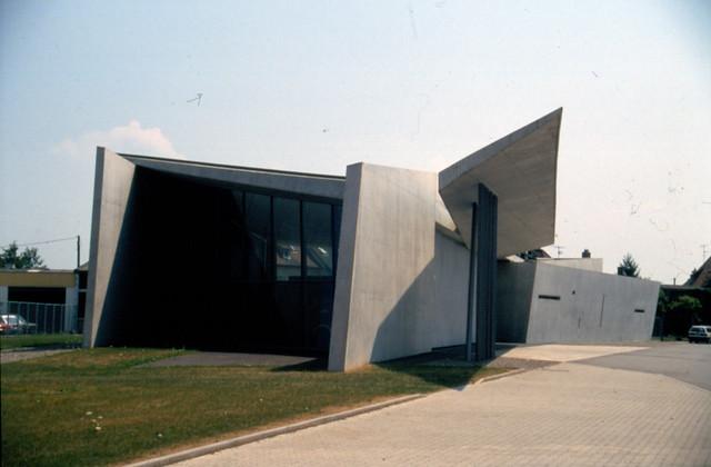 Vitra Fire Station, Weil am Rhein / GE, 1999