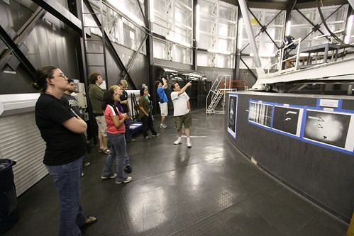 Private Tour - Hobby-Eberly Telescope