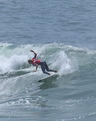 Courtney Conlogue - Congratulations! (ScottS101) Tags: california cali surf waves pacific surfer huntington competition surfing professional surfboard pro athletes athlete olas hb ola competitor surfista beachwave huntingtonbeach allrightsreserved usopenofsurfing scottsansenbach2009