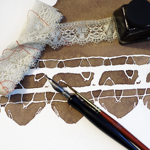 lace painting1