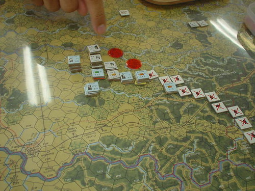Grant Takes Command - Race for Spotsylvania by Toshi Takasawa, on Flickr