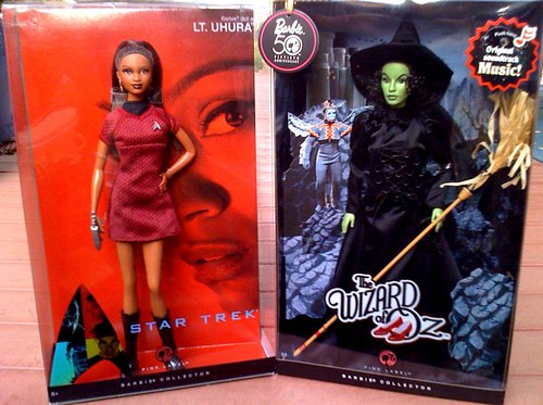 Uhura and Witch