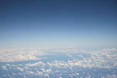 (btting) Tags: above sky skyline plane shoot   clould