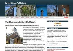 Save St Mary's Malaga