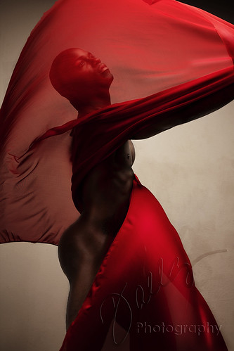 Model: Milan Christopher - I See Red People