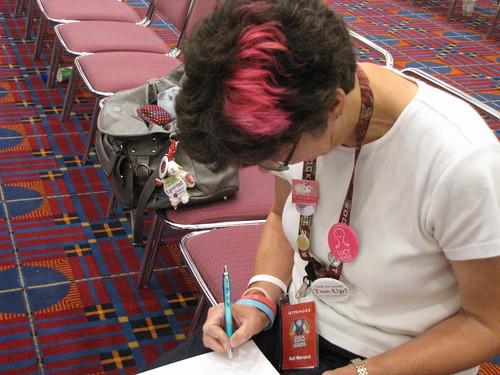 Autograph please? :)