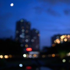 Moonlight by Ricoh GRD 2