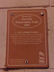 Photo of Brown plaque number 3812