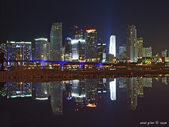 Miami's Hidden Treasures - I (iCamPix.Net) Tags: canon landscape nightshot florida miami professionalphotographer downtownmiami miamidadecounty 8416 miamisbest markiii1ds