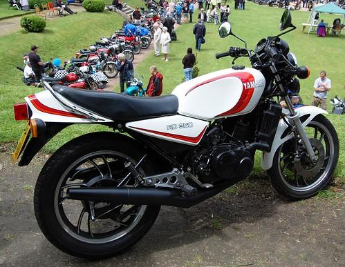motorcycles yamaha motorbikes rd350