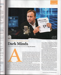 Alex Jones in Psychology Today