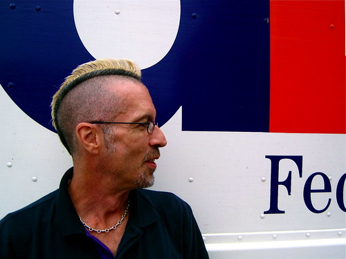 Fedex Marty's Mohawk