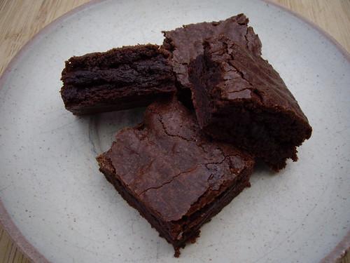 Very Fudgey Brownies